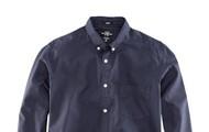 j'achete une chemise de bleu