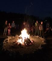 Fall Bonfire