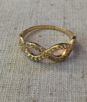 Infinity Ring - Size 8