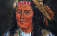 Cheif of Shawnee Warriors