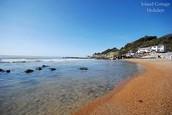 Visitez les plages comme ventnor et ryde.