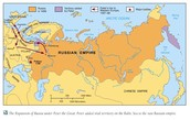 Early advances in Russia's History