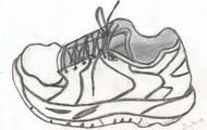 Black Viper Shoe.