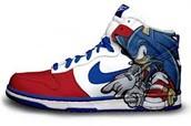Sonic Nike