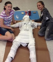 7th Grade Mummies