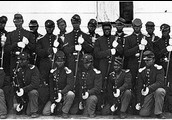 African Americans in Uniform