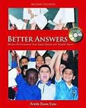 Better Answers by Ardith Davis Cole