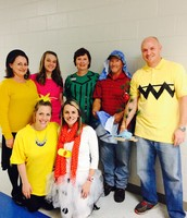 "Charlie Brown Gang - ""Character Day"""