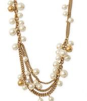 Gabrielle Pearl Necklace - Sale Price $34.50, Retail Price $69