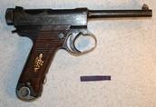 Nambu Manuki Pistol