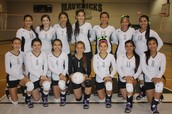 2013 Lady Mavericks