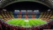 Visit the Camp Nou stadium in Barcelona
