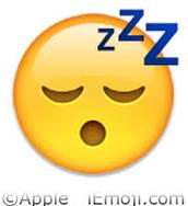 Duerme suficiente!