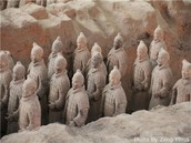 Paths Terracotta Army :first emperor qins buried battalions