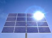 solar pannles.
