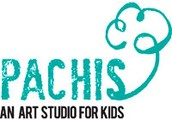 Pachis, an art studio for kids