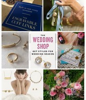 One stop shop for the entire wedding party!