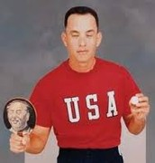 Forrest Gump at the olympics