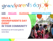 Official Grandparents' Day site