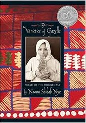 19 Varieties of Gazelle: Poems of the Middle East by Naomi Nye