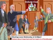 Debate Club......