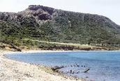 The ANZAC Cove