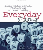 Jeff Anderson's Everyday Editing
