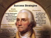 Leadership Qualities Shown by Washington: