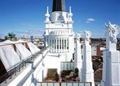 Penthouse (terraza Santa Ana)