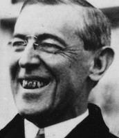 Is Woodrow Wilson Count Dracula in disguise..?