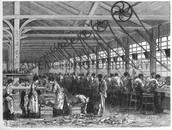 19th Century Factory Working Conditions