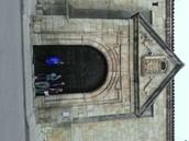 church of san vicente;civic center