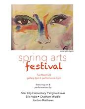 Jordan-Matthews Spring Arts Festival