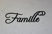 Famille et animaux