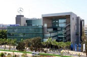 Mercedes-Benz Research and Development Centre India, Bangalore