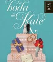 La boda de Kate. Marta Rivera de la Cruz