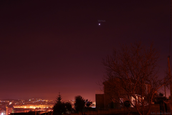 Venus from on Earth