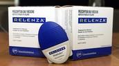 Prescription Relenza zanamivir inhaler