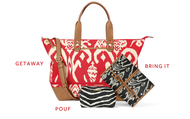 Versatile Bags are a girls best friend!