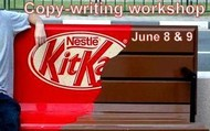 Copy-writing Workshop - June 8 & 9