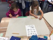 We're making and measuring FISH...
