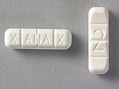 what xanax looks like