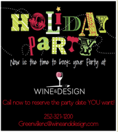 Call Us for a HOLIDAY PARTY!