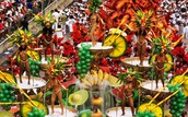 A large festival held in Rio every year