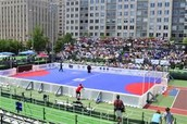 Similaries and Differences between Street Soccer and Pro Soccer