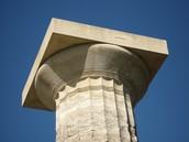 Greek and Roman Doric