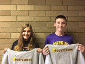 February Academic Students of the Month