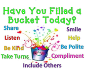 I'm a Bucket Filler and Not a Bucket Dipper