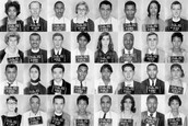 Arrested Freedom Riders