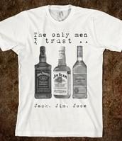 No alcohol shirts